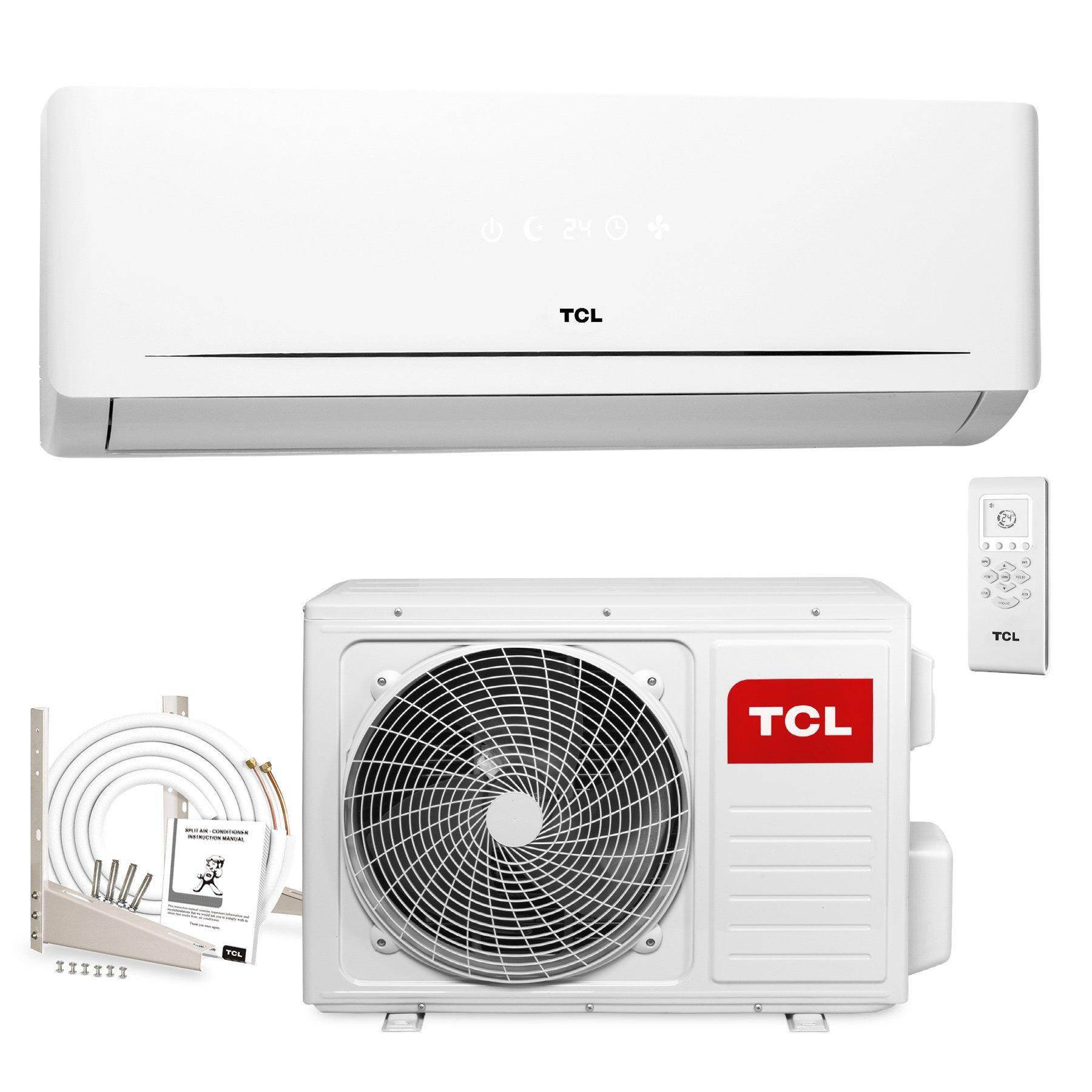 TCL Split climatizzatore modello HC, Bianco, 240.00 voltsV