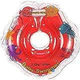 Baby Schwimmer Tüv GS - Giubbotto ad anello, taglia 3 – 12 kg (0 – 24 mesi) – Aiuto per il nuoto per neonati e nuotatori in r