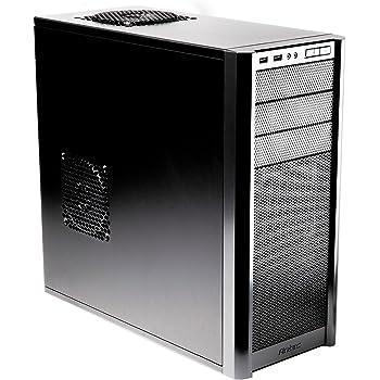 Antec Three Hundred Gaming ATX Solid Metal Construction Case - Black