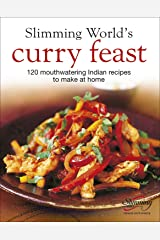 Slimming World's Curry Feast: 120 mouth-watering Indian recipes to make at home Hardcover