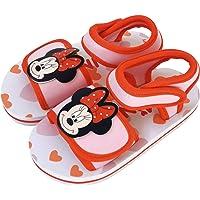 Sandali Minnie Mouse per spiaggia o piscina - Sandali Disney Minnie Mouse per bambine