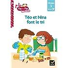 Téo et Nina Fin de CP Niveau 3 - Téo et Nina font le tri (Je lis pas à pas)