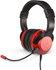 Fusion Wired Headset - Crimson Fade PS4, Xbox One, PC and Nintendo Switch