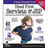 Head First Servlets & JSP: Passing the Sun Certified Web Component Developer Exam (Covers J2EE 1.5)
