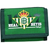 CYP BRANDS 8426842043418 Portafoglio Real Betis, Multicolore, 13 cm
