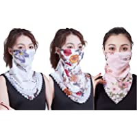 Kopfbedeckung mit Hut-Hals-Gamasche und austauschbaren Filtern YYTT8 Gesichtsschutz Mundschutz Musiknoten