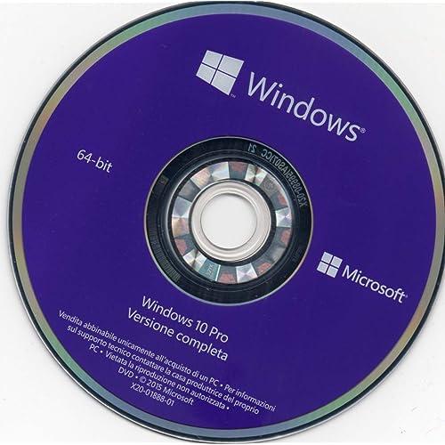 Windows 10 Pro DVD