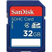 SanDisk SDSDB-032G-B35 32 GB SDHC Class 4 Memory Card - Blue (Label May Change)