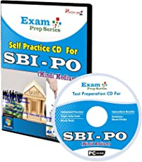 Exam Prep CD For SBI PO (90 Topic Wise Practice Test Papers)