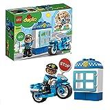 LEGO DUPLO Police Bike Building Blocks for Kids (8 Pcs)10900