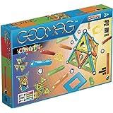 Geomag Confetti Construcciones magnéticas y juegos educativos, 68 piezas (00355), Multicolor