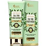 Oriental Botanics Australian Tea Tree Face Wash 100ml   For Acne Prone & Oily Skin, No SLS and Paraben