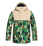 DC Apparel Jungen DEFY Jacket Snow, Chive Leaf camo Youth, 14/XL