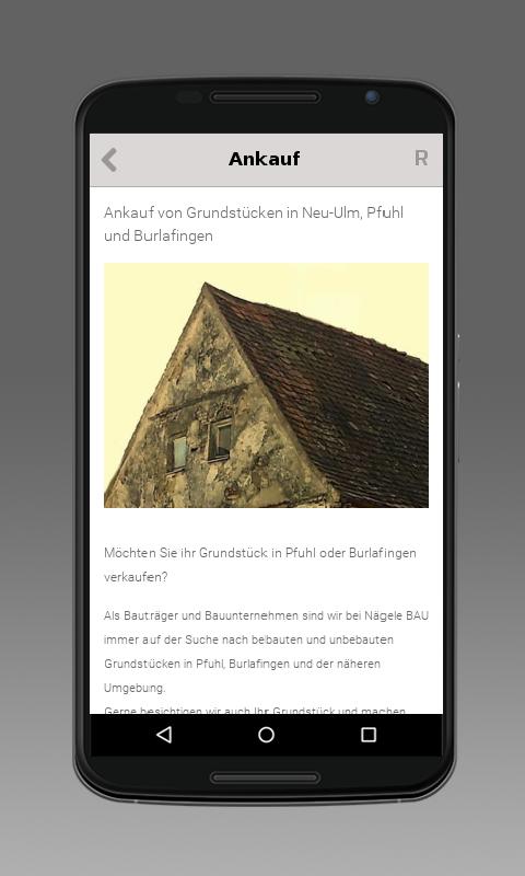 Immobilien Neu-Ulm, Nägele BAU: Amazon.de: Apps für Android