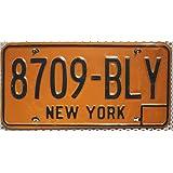 USA Nummernschild PENNSYLVANIA # Kennzeichen US License Plate # Metallschild