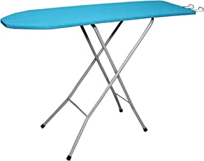 Arrison Folding Ironing Board/Iron Table with Press Holder Size 38cmx122cm (15x48Inch)
