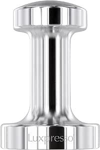 Luxpresso Tamper aus Aluminium/Kaffeemehlpresser Stampa Classico - 51 mm
