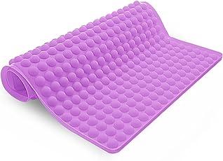 Collory Silikon Backmatte   Dauerbackunterlage   Hitzebeständig 240°C   40x28x0.7cm   Lebensmittelecht (BPA-frei)   Antihaftbeschichtet   Backform Hundekekse Hundeleckerlies