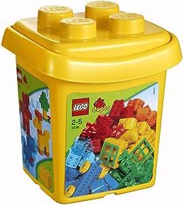 LEGO Duplo Steine & Co. 5538 - Bausteineeimer: Amazon.de