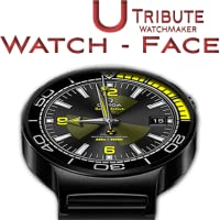 Omega Radioactive Hulk Watch-Face Android Wear