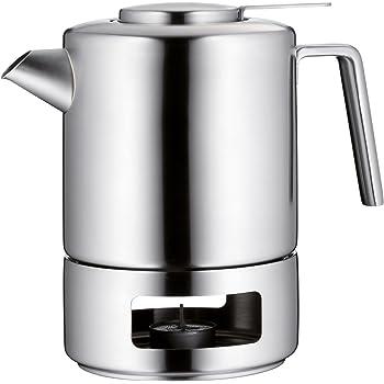 WMF Tee-Set 3t-teilig Teekanne Teesieb Stövchen Kult 1,2l