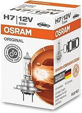 Osram ORIGINAL LINE 64210L, H7, Longlife, Halogen-Scheinwerferlampe, 64210L, 12V, 1.500lm, 1er Faltschachtel