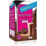 BIMANAN batido dietético de chocolate con leche: Amazon.es ...