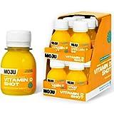 MOJU Vitamin D Shots (12x60ml)   20ug of Vitamin D3 (396% RI) in Every Shot   Your Plant Powered Morning Ritual…