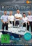 Küstenwache - Die komplette siebzehnte Staffel (inkl. den unveröffentlichten finalen Folgen von Staffel 16)