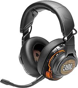 Jbl Quantum One Over Ear Gaming Headphones In Black Computers Accessories