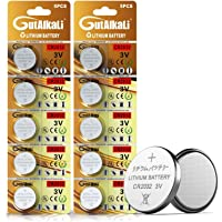 Batterie au Lithium (CR 2032, Blister DE 10 Piles Lithium 3V)