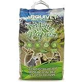 Arquivet Pet Litter Paper - Lecho higiénico ecológico - Lecho Papel Reciclado para Gatos, pájaros y roedores - Biodegradable