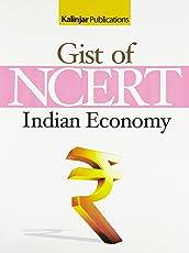 Gist of NCERT Indian Economy
