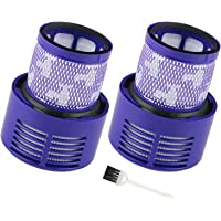 MXZONE Vacuum Filter Replacements Washable for Dyson V10 SV12 Cyclone Animal Absolute Total Clean Vacuum Cleaner…