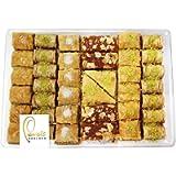 Persis Premium Baklava Assorted Tray - 38 Pieces (1kg)