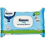 Humana Baby Salviettine Delicate 72 Pezzi