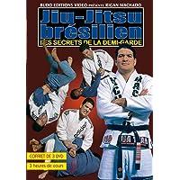 Jiu-Jitsu brésilien : Les Secrets de la Demi-Garde (Coffret de 3 DVD)