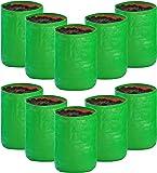 "SCOTMEN Terrace Gardening Leafy Vegetable Green Grow Bag 12""X18"" - (Pack of 10) Grow Bag"