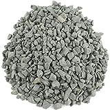 Krigsvärlden scener storklassiga mörkgrå stenar – 200 g väska – krigslandskap miniatyr basmaterial landskap modell modellerin