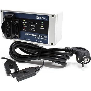H-Tronic 1114420 Wasserpegelschalter WPS 1000: Amazon.de: Elektronik