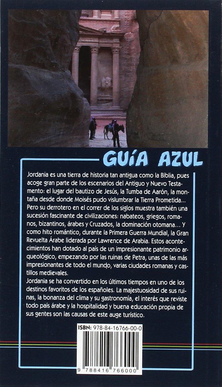 JORDANIA (GUÍA AZUL) 1
