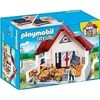 Playmobil - 6865 - Jeu - Ecole avec Salle de Classe