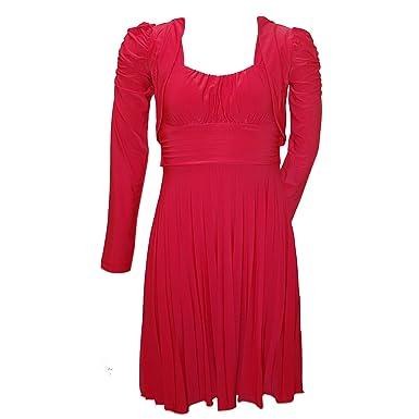 Kleider Mädchen Mit Kleid BoleroRot Eisend Festliches 8NXZwn0POk