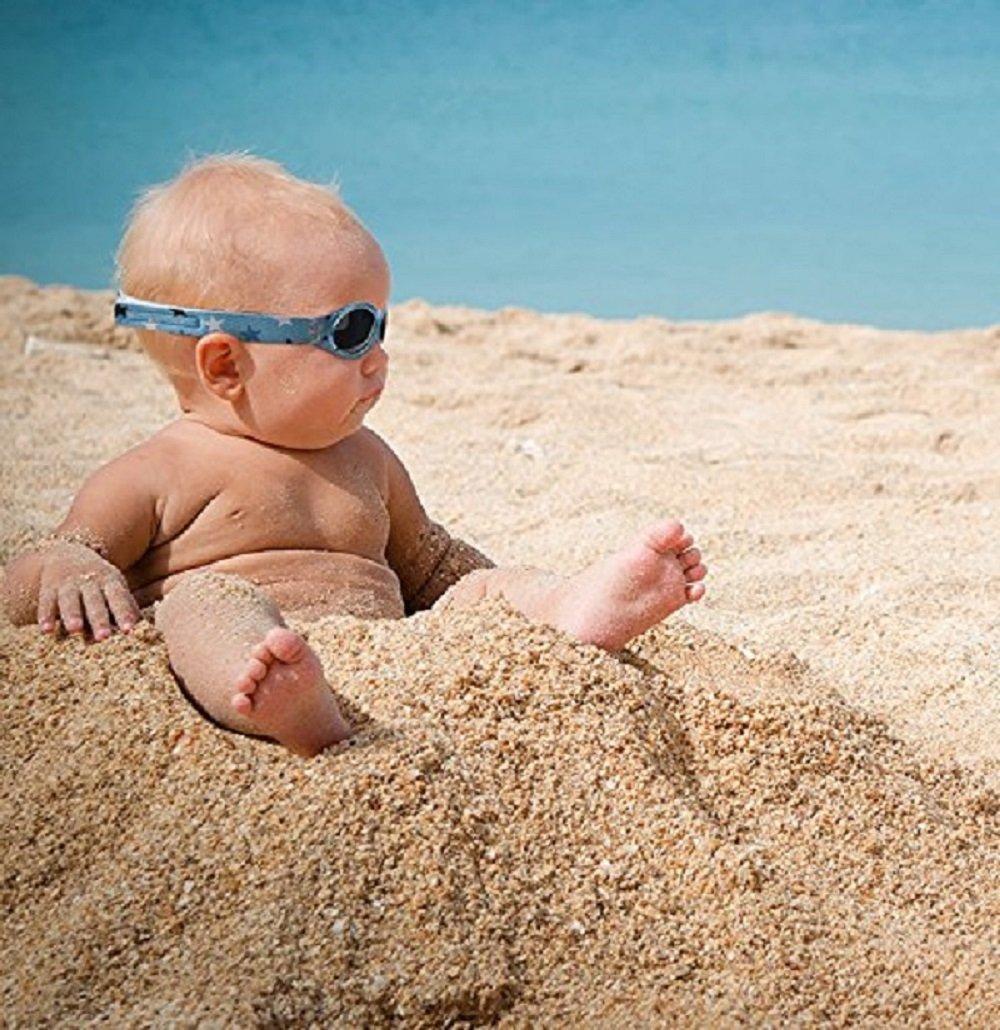 Dooky Baby Banz Baby–Gafas de sol para Silver Star disponible en diferentes colores 3