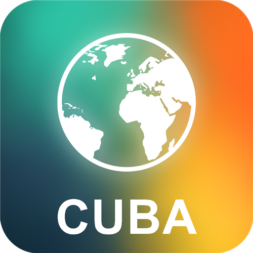 Cuba offline map amazon appstore for android publicscrutiny Image collections