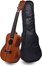 Kadence Concert Sized Ukulele 24inch (Built in Equalizer)