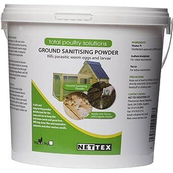 Net Tex Ground Sanitising Powder, 2 Kg