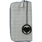 Chicca Borse Bag Portafogli in Pelle Made in Italy 19x10x3 cm