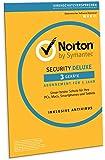 Norton Security Deluxe 2019   3 Geräte   1 Jahr   Windows/Mac/Android/iOS   FFP   Download
