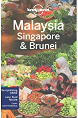 Lonely Planet Malaysia, Singapore & Brunei (Travel Guide) Paperback